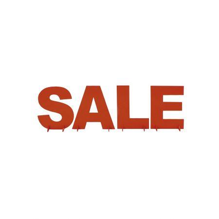 Σετ 4τχ XL Διακοσμητικά γράμματα που σχηματίζουν τη λέξη Sale, 40cm
