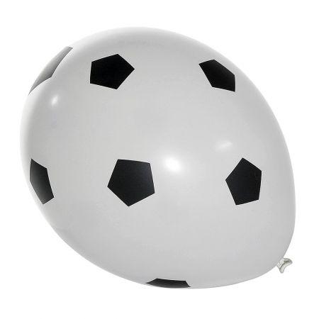 Σετ 8τμχ. Διακοσμητικά μπαλόνια με μοτίβο μπάλας ποδοσφαίρου 85cm