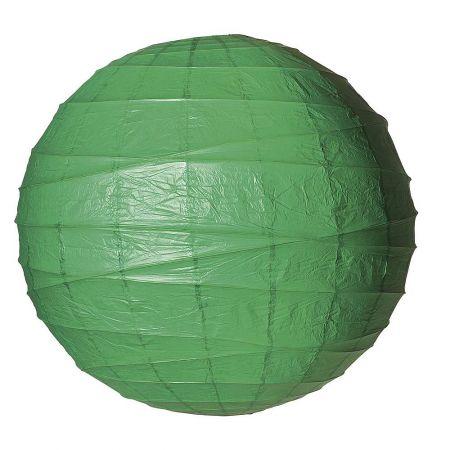 Διακοσμητικό μπαλόνι - φανάρι πράσινο, 120cm