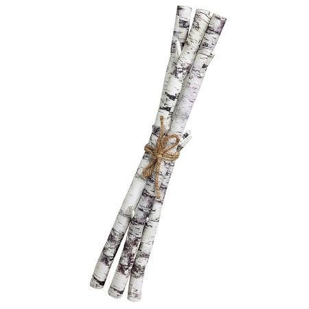 Διακοσμητική δέσμη με 4 κλαδιά, 49cm