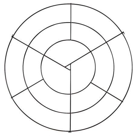 Διακοσμητικό Mεταλλικό Σταντ Οροφής Στρογγυλό 70cm