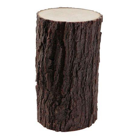 Διακοσμητικός τεχνητός κορμός ξύλου 13x25 cm