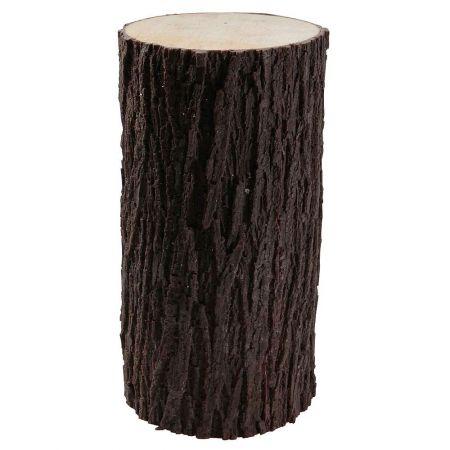 Διακοσμητικός τεχνητός κορμός ξύλου 15x30 cm