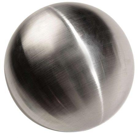 Διακοσμητική μεταλλική μπάλα 20cm