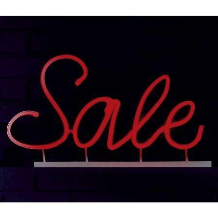 Επιγραφή Sales LED Neon IP20 30x55cm