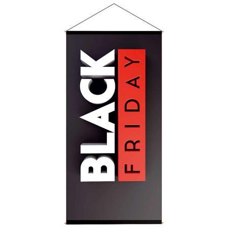 Διακοσμητική αφίσα - Black Friday 100x200cm
