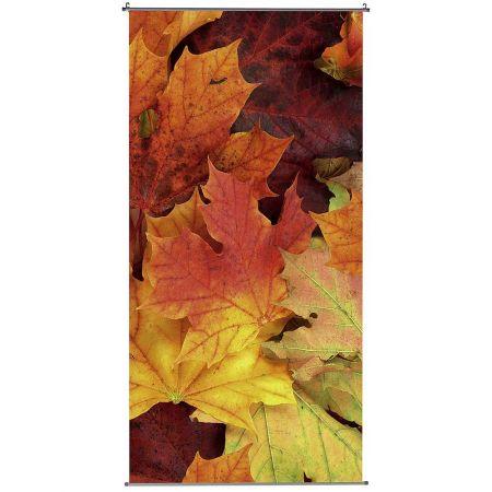 Αφίσα - banner Φθινοπωρινά φύλλα 200x100cm