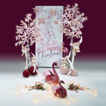 Pink Fairy Tale Xmas