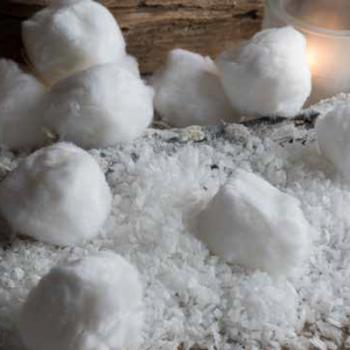 Τεχνητό χιόνι - Βάτες