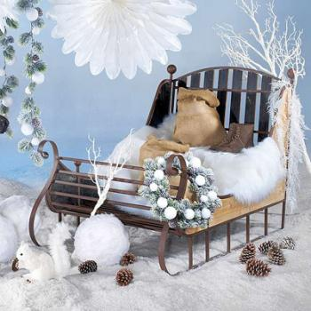 Διακοσμητικά Χιονισμένου τοπίου