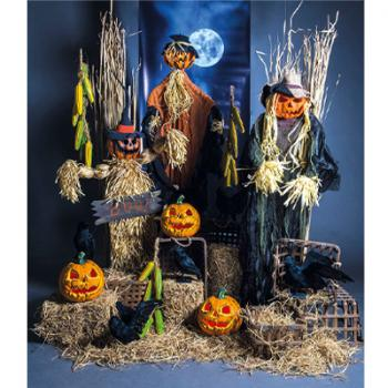 Haunted Scarecrows