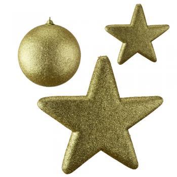 Κρεμαστές Μπάλες - Αστέρια
